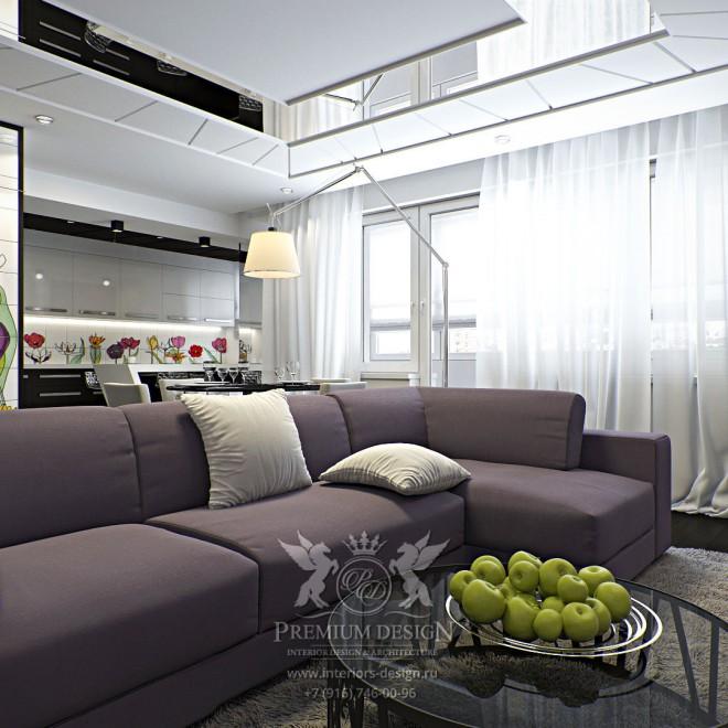 Дизайн квартиры на Щукинской