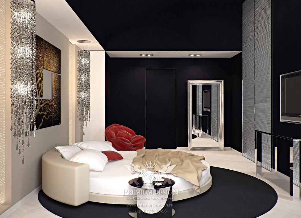 Дизайн современной спальни