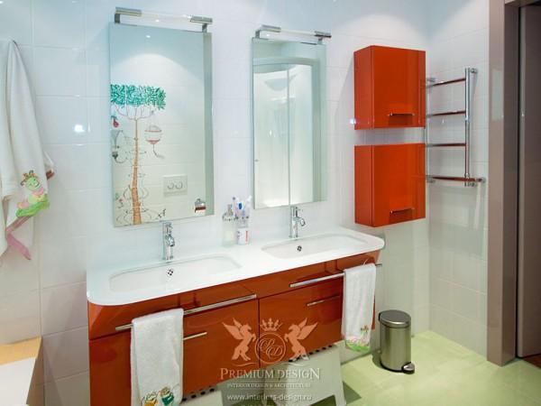 Дизайн ванной комнаты санузла