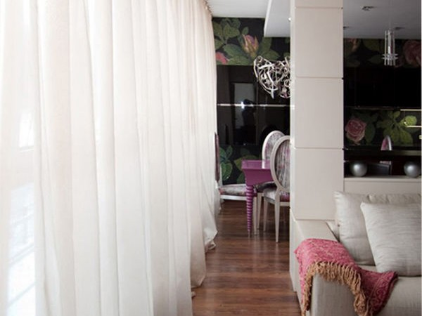 Дизайн столовой гостиной в квартире
