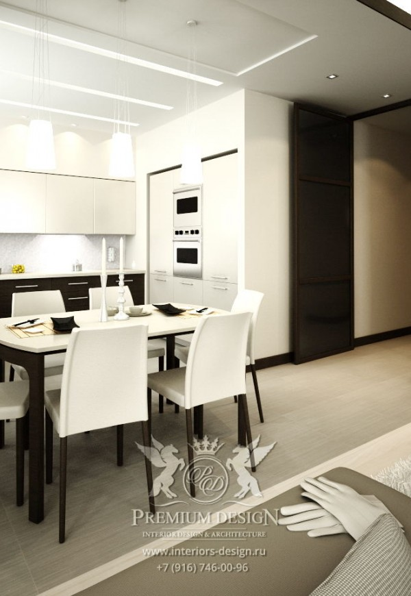 Дизайн современной кухни