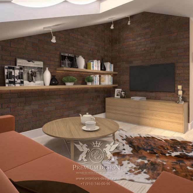 """Дизайн дома в ЖК """"Суханово парк"""""""