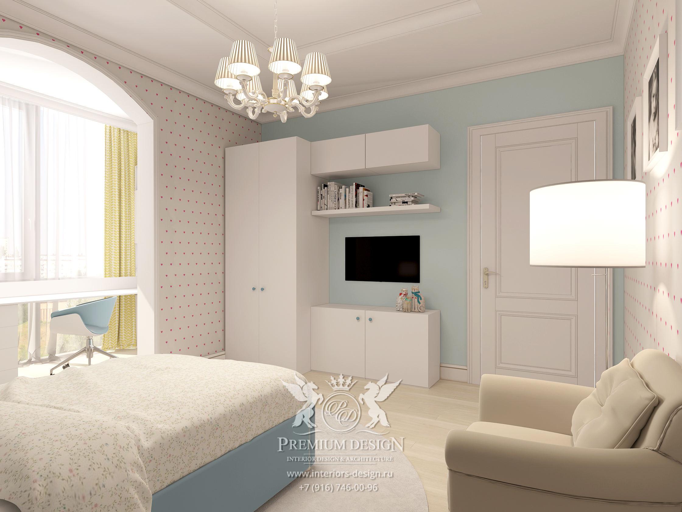 Дизайн квартир с надзором