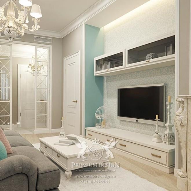 Дизайн квартиры на Академика Туполева 3