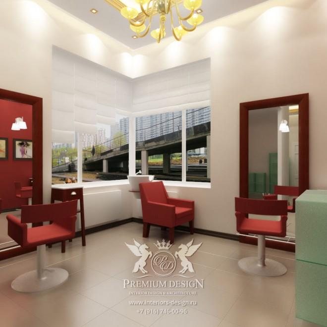 Дизайн SPA салона на Юго-Западе