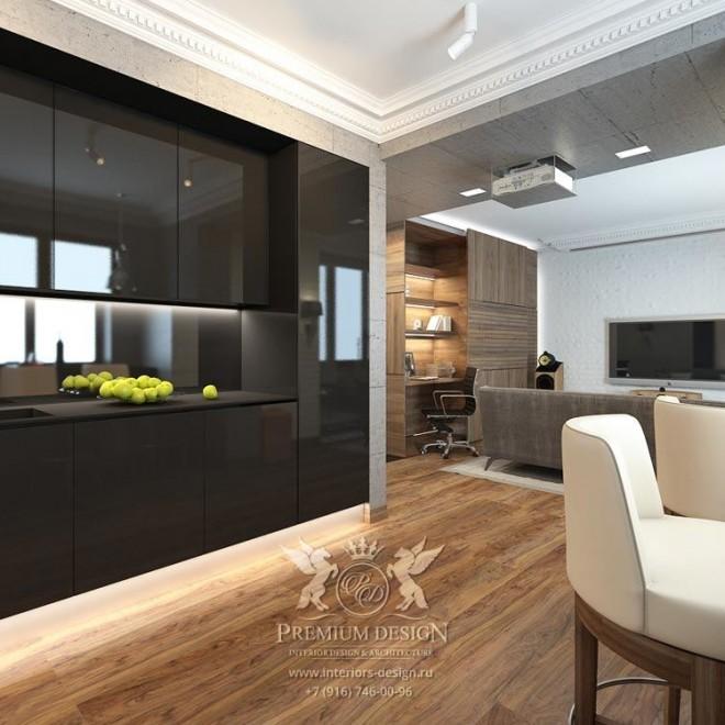 Дизайн квартиры на Маяковской