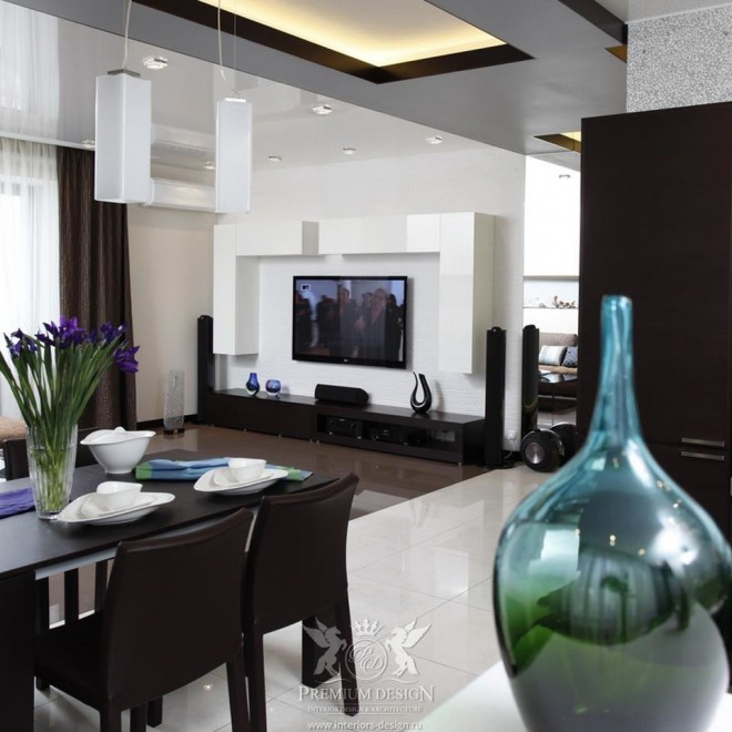 Дизайн двухкомнатной квартиры в Реутово
